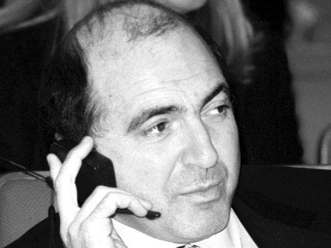 Березовский заимствовал материалы для своей кандидатской  фото Михаил Ковалев