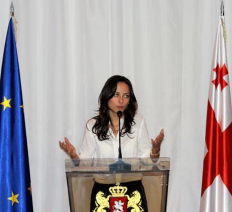 Министр экономики грузии стриптизёрша