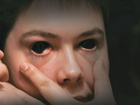 Как сделать черным белки глаз 58