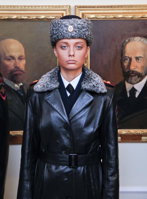 С улиц Москвы исчезнут неопрятные полицейские