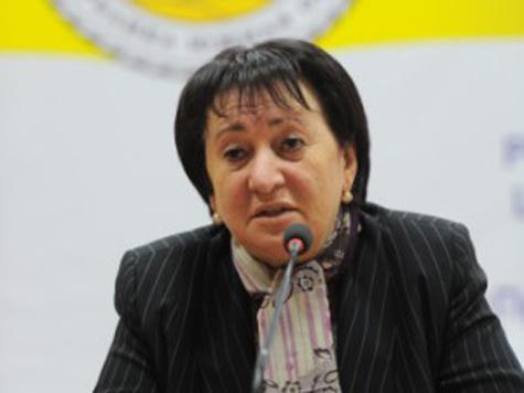 Алла Джиоева, выборы в Южной Осетии