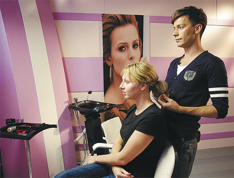 Как должен выглядеть парикмахер