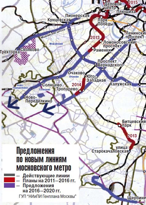 Как пройдёт новая ленинградка