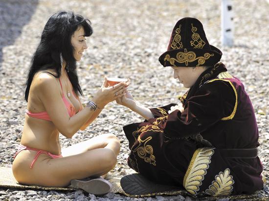 Москве знакомства киргизками