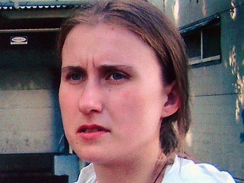Дочь Маши Распутиной