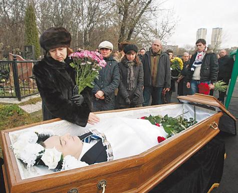 Почему нельзя присутствовать беременным на похоронах 48