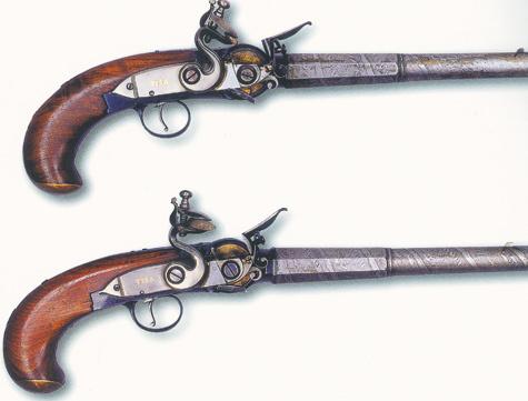 Взрывной состав капсюля...  Ружья с капсюльным замками туляки стали делать в 1830-х гг., хотя сама система известна...