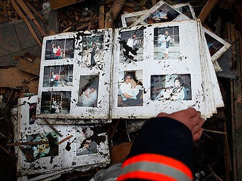 memories on looking through a photo album