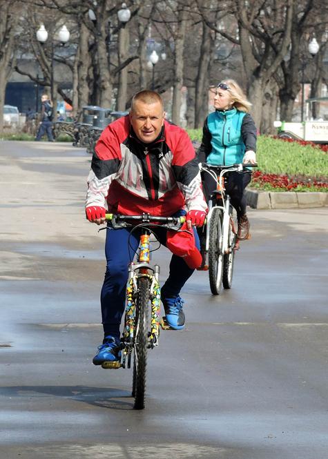 Развлечения в Москве на майские праздники
