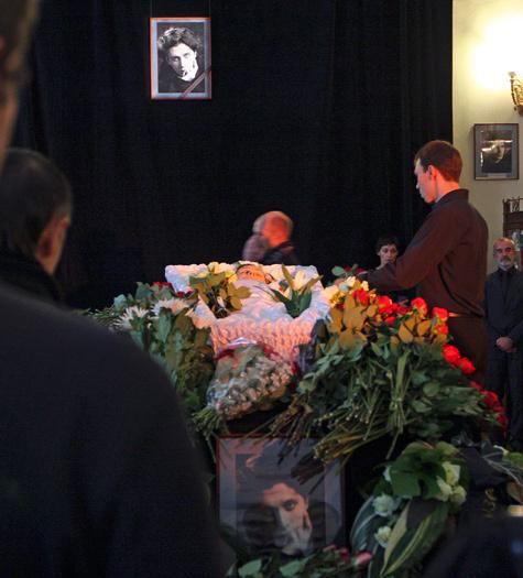 фото похороны алексей завьялов