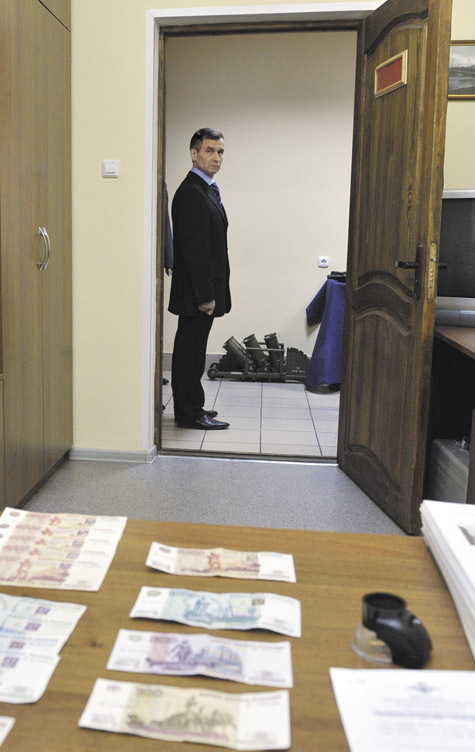 Шофер экс-главы МВД Нургалиева разоблачен как главарь преступной группировки 495_36419