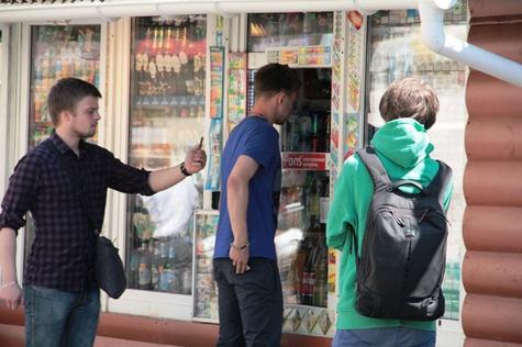 Миргородская милиция призывает уберечь подростков