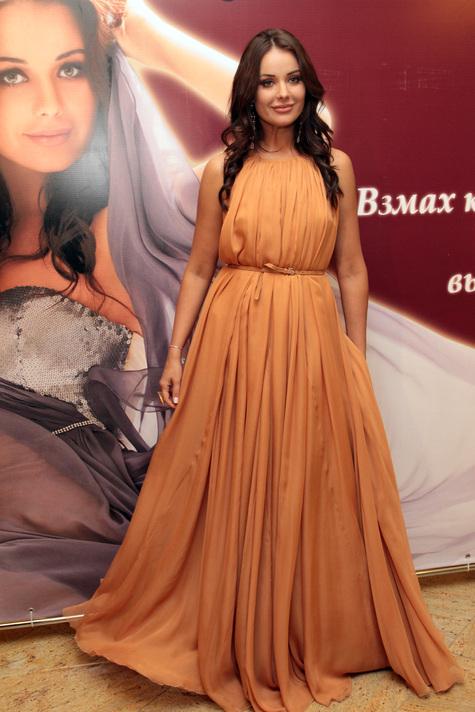 Федорова оксана платья