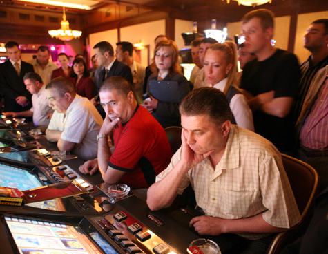 Клуб анонимных игроков казино сергей буковский казино