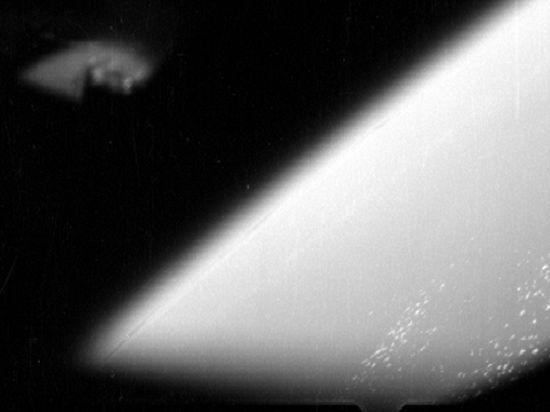 За первыми полетами людей в космос следили НЛО