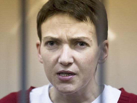 Надежда Савченко: «В больнице был ад. Я сама отказалась от лечения и попросилась в тюрьму».