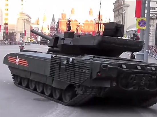 Почему у танка «Армата» могут быть технические неполадки