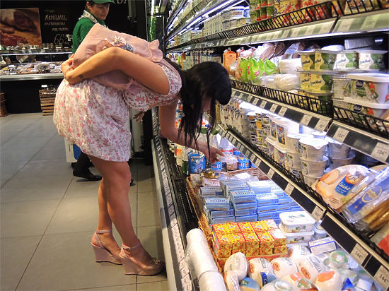 Минсельхоз готовит революцию на молочных прилавках магазинов