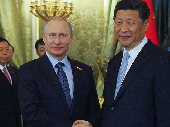 Путин может сделать Китай главным союзником страны во Второй мировой