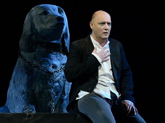 Максим Суханов: «На сцене могу стать запахом»