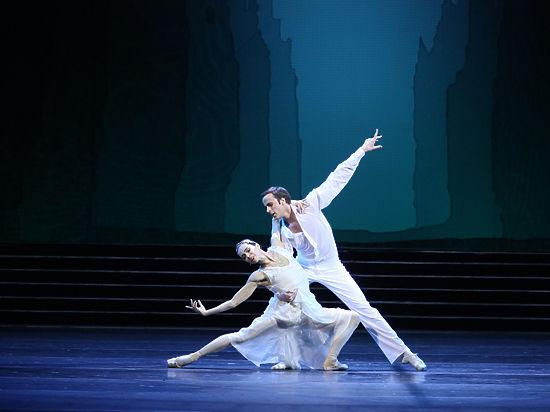 На исторической сцене Большого театра прошел вечер балерины Вишневой