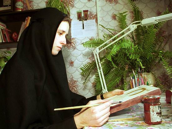 секс женщин с женщинами в монастыре