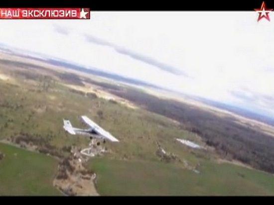 Журналист «Звезды» попытался посадить самолет на Красной площади