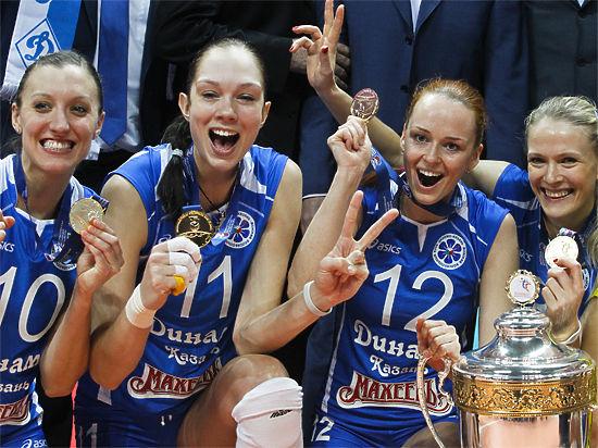 Поможет ли Екатерина Гамова сборной России?