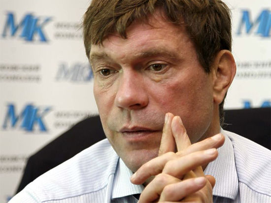 Царев объявил об остановке проекта «Новороссия»