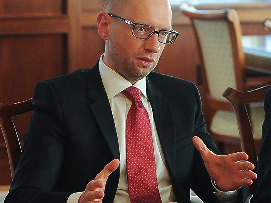 Яценюк пообещал вернуть Крым и победить