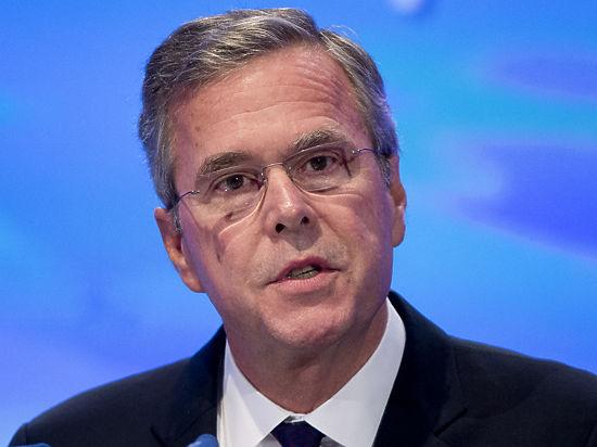 Джеб Буш призвал к изоляции Кремля от российского народа