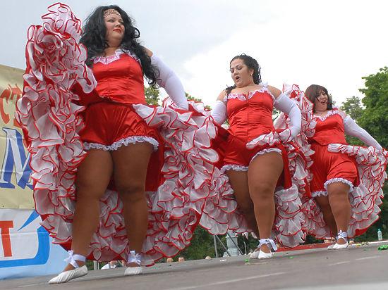 Россия вышла на 4-е место по количеству страдающих ожирением жителей