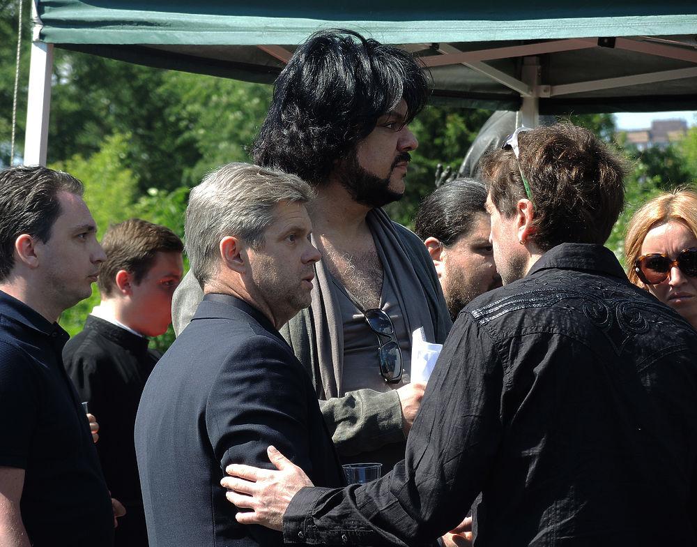 фото похорон фриске жанны