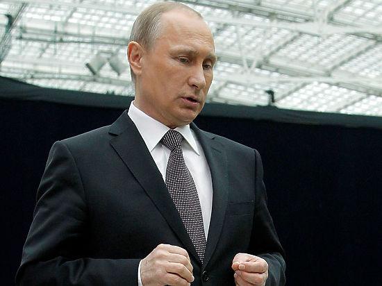 Путин: «Кому-то хочется, чтобы в него плевали?»