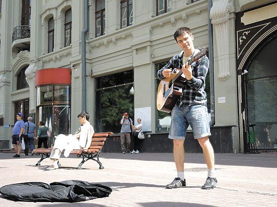 Художники и музыканты Старого Арбата объединились для протеста против гонений