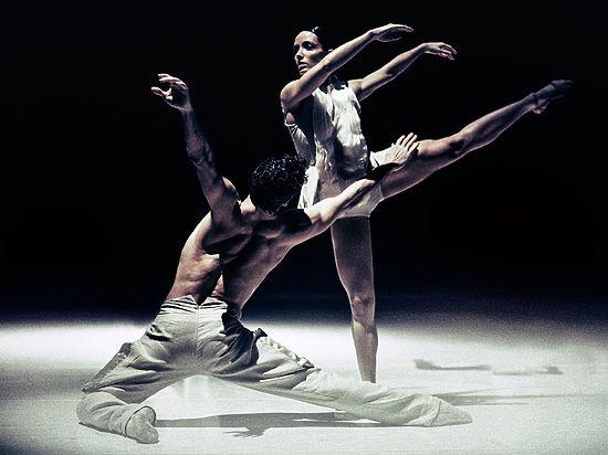 В Большом театре прошли гастроли Нидерландского театра танца