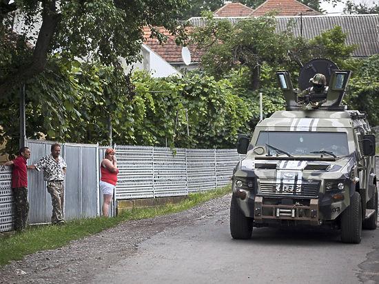 Что ж, панове, получайте Мукачево: на месте Украины будет Югославия