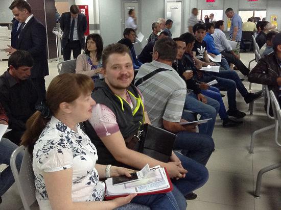 Иностранным мигрантам запретили въезд в Московскую область