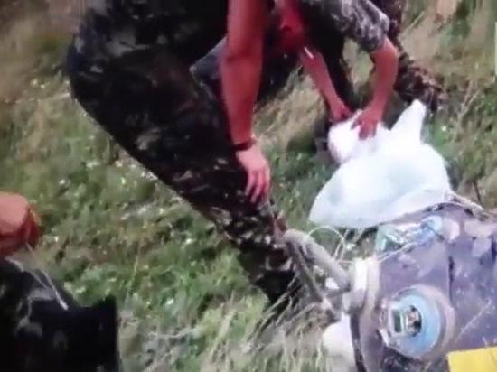 О чем говорит «отвратительное» видео с места падения MH 17