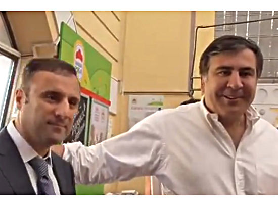 Саакашвили назначил главой одесской милиции убийцу Басаева