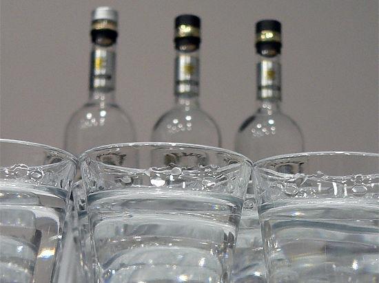 В России будут производить водку, которая не портится