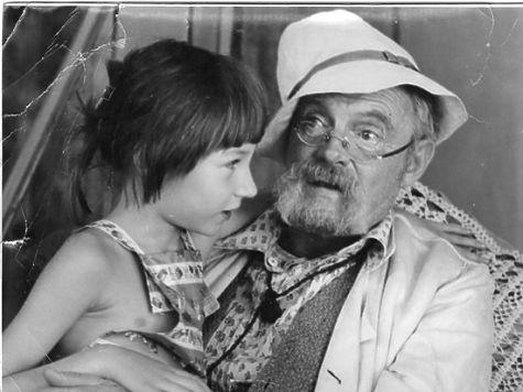Русский секс деда и внучки
