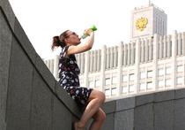 В выходные в московском регионе установится 30-градусная жара