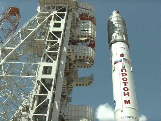 Расследование столкновения российского Протона с мексиканским спутником завершено