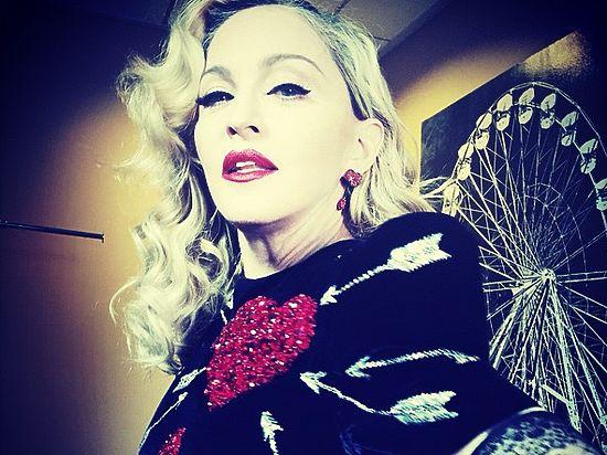 Мадонна гомосексуальна