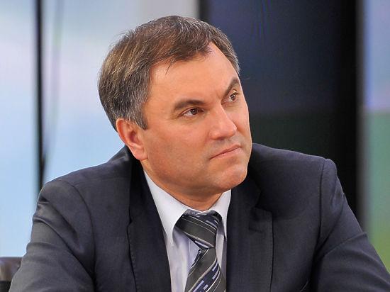 Тайная вечеря с правозащитниками: Вячеслав Володин оставил  ПАРНАСу надежду