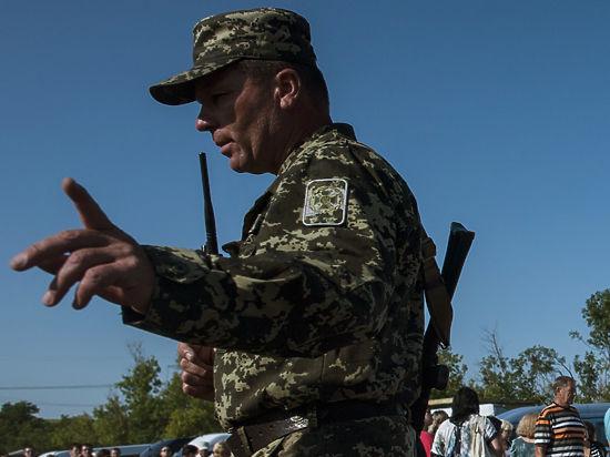 8 тысяч украинских силовиков перешли на сторону ополченцев Донбасса