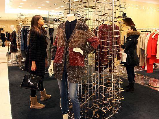 Вслед за продуктами на уничтожение может пойти брендовая одежда