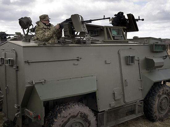 Киев отказался отводить вооружение от Донецка