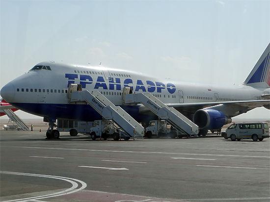«Трансаэро» подтвердила слияние с «Аэрофлотом»